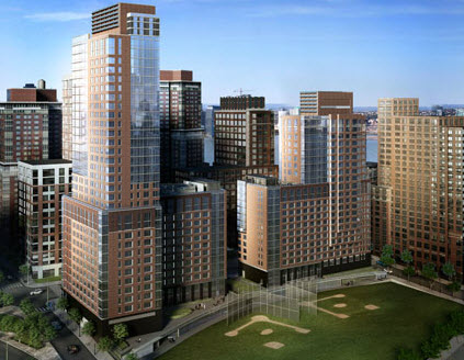 NYC Luxury Condos - Battery Park City