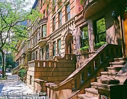 Manhattan Brownstones