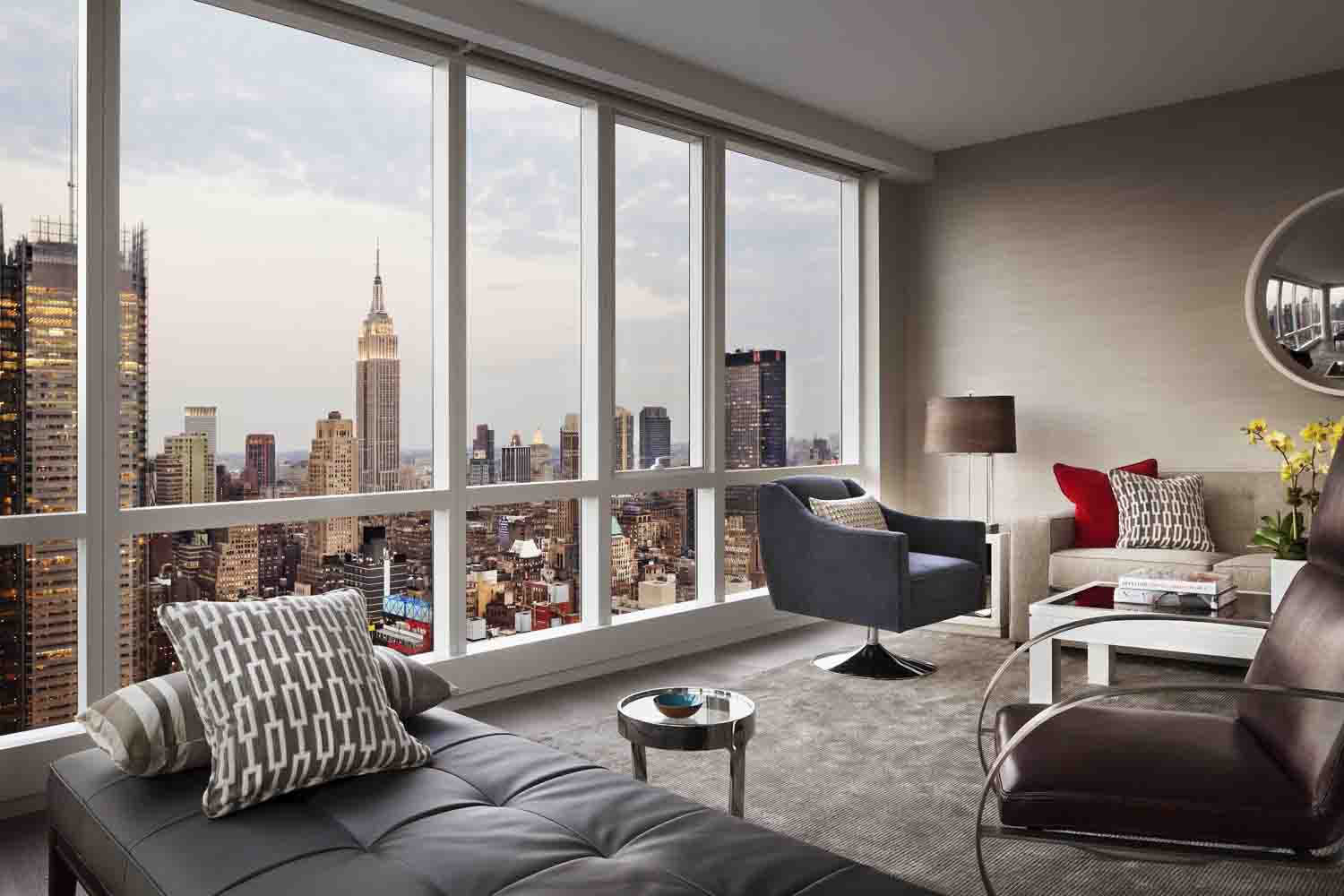 13 Stunning Apartments In New York: Manhattan Luxury Rental Apartments