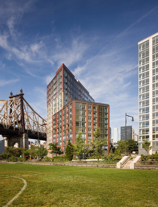 Luxury rental apartments in Roosevelt Island are on the rise