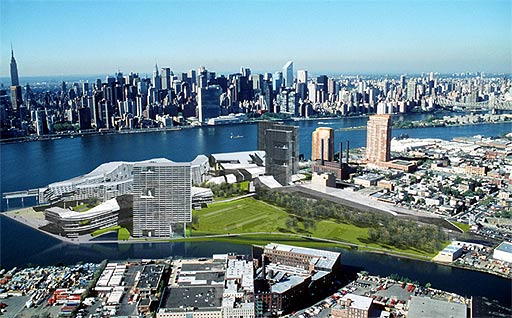Hike in Demand for Homes in Long Island City