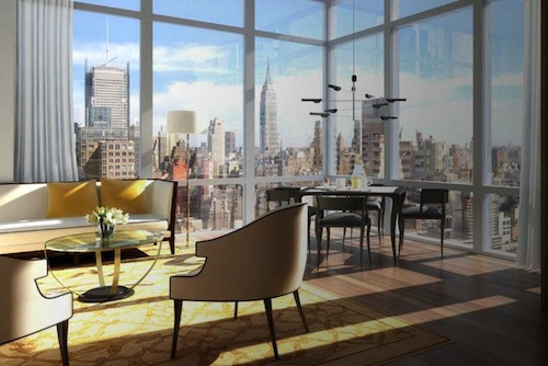 Located At 42nd Street And 11th Avenue Silver Towers Is One Of The Finest Luxury Rentals In Manhattan With Floor To Ceiling Windows A Rooftop