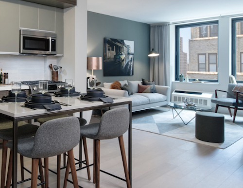 Chelsea Was First Famed For Its Loft Style Apartments, And Each Of Chelsea  29u0027s Homes Is Inspired By This Fact. The New 21 Story Tower Holds Studios,  One, ...