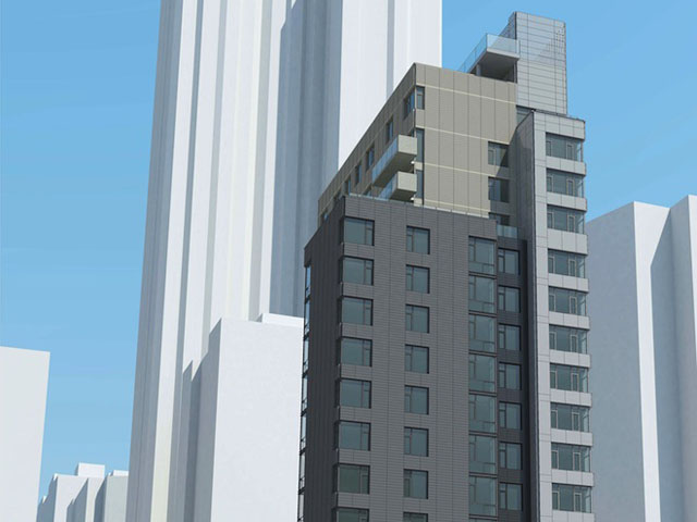 New Murray Hill Building Coming Up at 200 East 39th Street