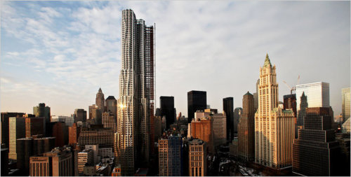 Manhattan Luxury Condos - Tallest Building NYC