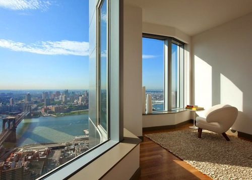 As Lower Manhattanu0027s Tallest Residential Tower, 8 Spruce Street Offers  Spectacular Downtown And Midtown Views Of Manhattan, The Hudson And East  Rivers, ... Photo