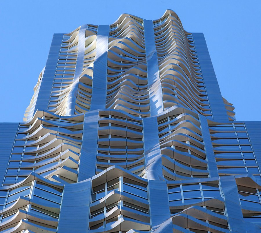 New York by Gehry has changed the way people think about the Civic Center.