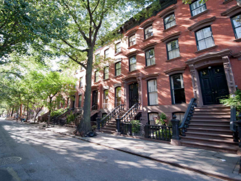 Image result for west village best brownstones nyc